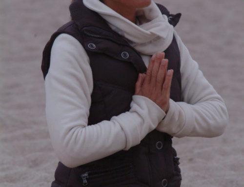 Yoga-Übungen um besser sitzen zu können: