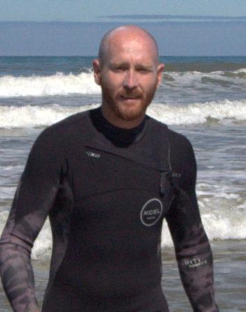 Peter Koster Surflehrer