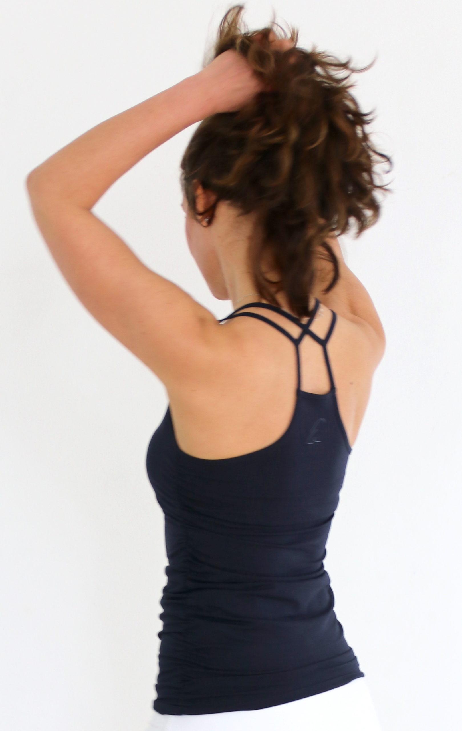 Yoga-Top Suramya dunkelblau