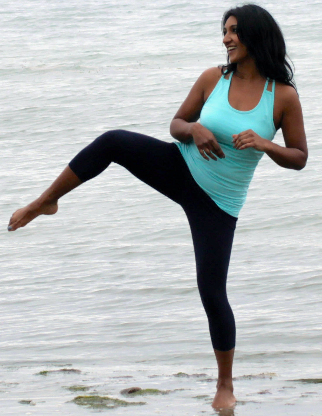 Yoga-Top Suramya mint
